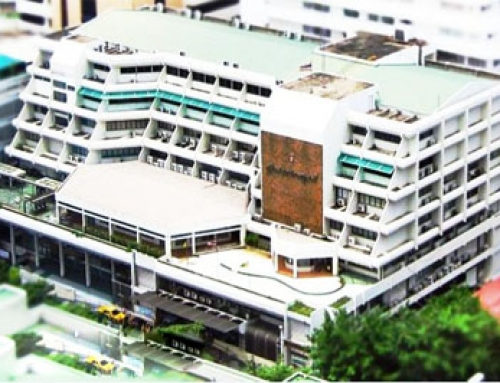 Queen Sirikit National Institute of Child Health, (Children Hospital)